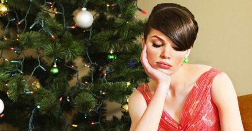 La ansiedad después de navidad es algo común en muchas personas.