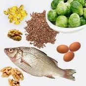 Algunos alimentos ricos en omega 3